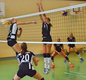 Volleyball bad dürrheim